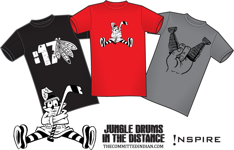 Committed Indian Stanley Cup T Shirts You Know You Want
